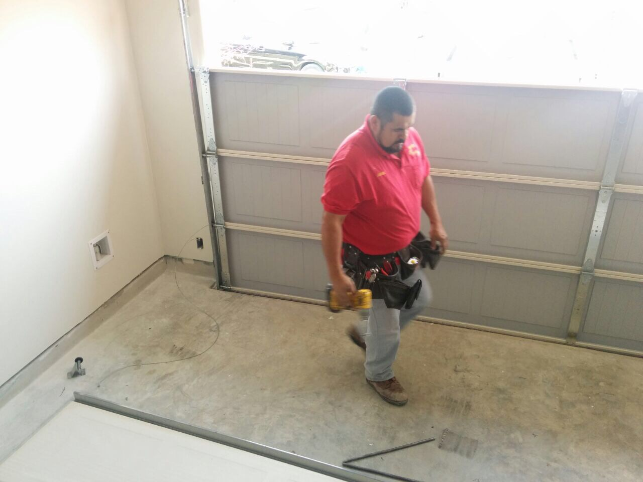 Garage Door Replacement in Texas